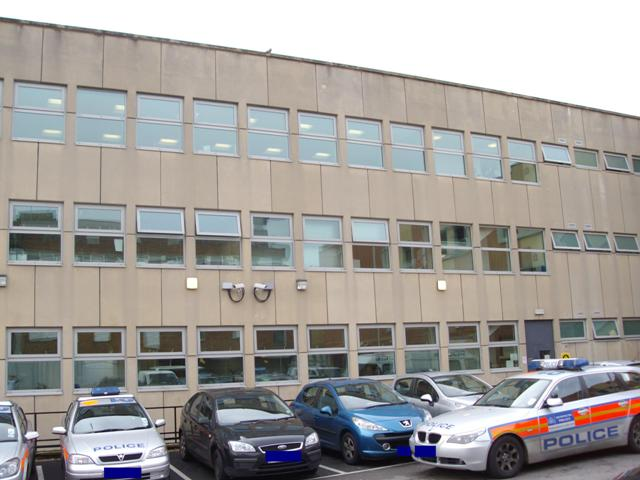 Acton Police Station, London