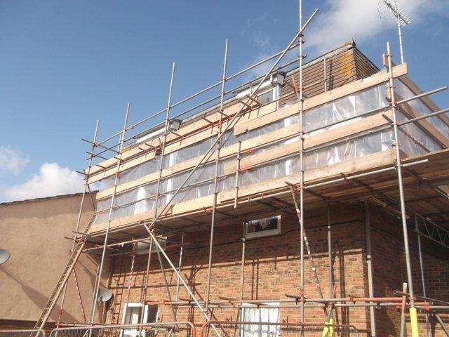 Decent Homes Roof Soffit Programme