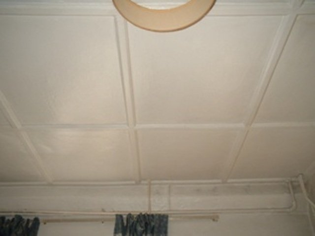 asbestos cement ceiling board panels small pic